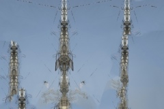 Towers by Gerald Hushlak