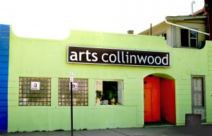 Arts Collinwood Building